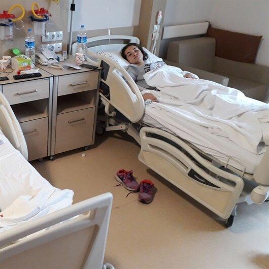 Gıda zehirlenmesi şüphesiyle 110 lise öğrencisi hastaneye kaldırıldı