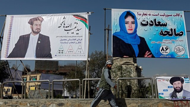 Candidates begin campaign for Afghan parliament polls