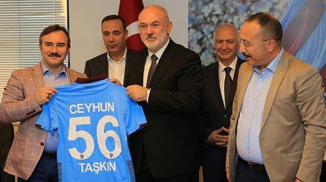 Trabzonspor amatör ekiple kardeş kulüp oldu