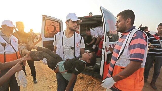 Alçakça saldırıda en az 7 kişi şehit oldu, 90 kişi de yaralandı.