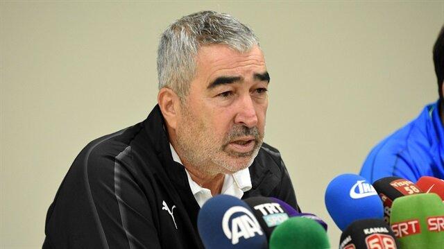 Samet Aybaba: Bazı oyuncuları kadroya almayacağım