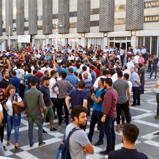 Şanlıurfa'daki olaylar: 8 kişi tutuklandı