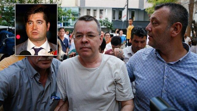 Brunson'un avukatı: ABD'nin gerilimi artırması aleyhimize oldu