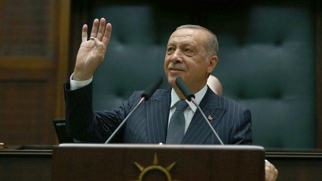 Erdoğan'ın adını sorduğu marş