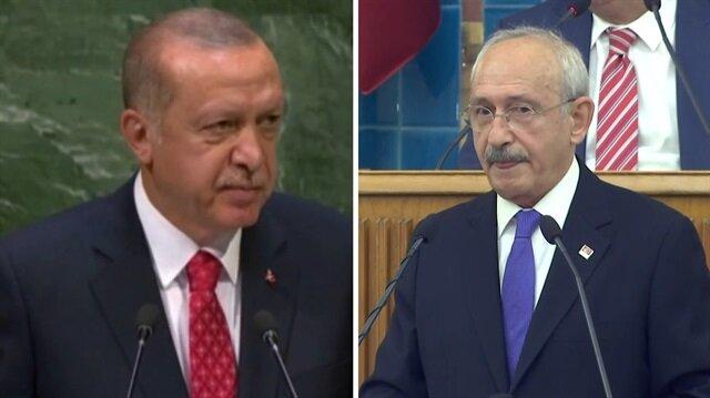 Kılıçdaroğlu BM Genel Kurulu'nu izlememiş