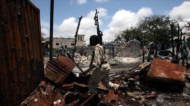 ABD'den Somali'de hava saldırısı: 9 ölü