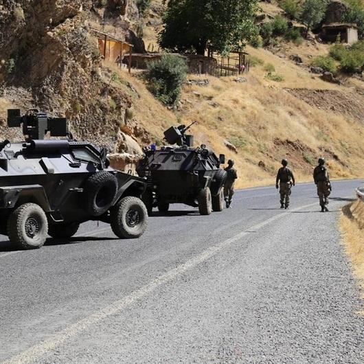 Siirt'teki 5 köyde sokağa çıkma yasağı
