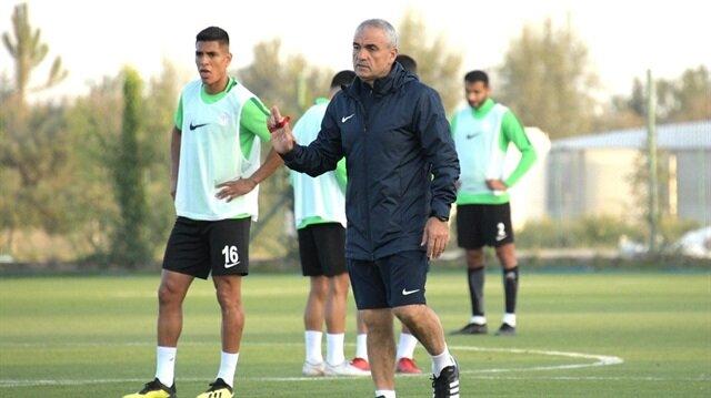 Çalımbay'ın Beşiktaş maçı hedefi 3 puan