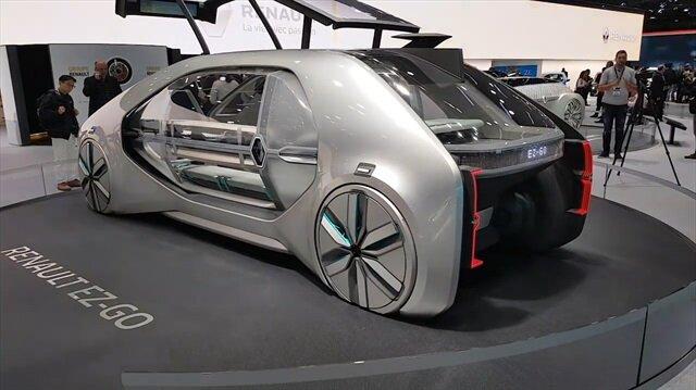2018 Paris Otomobil Fuarı'nın En İyi 5 Konsepti