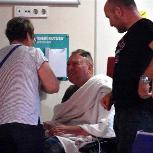 40 bin dolarlık yüzüğü yutarak çalan turist hastanede bekletiliyor