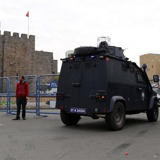 Diyarbakır'ın 65 bölgesinde sokağa çıkma yasağı