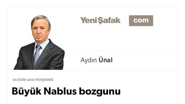 Büyük Nablus bozgunu