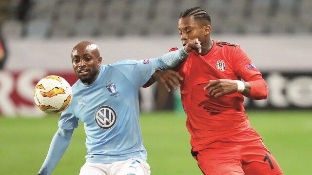 Beşiktaş, gruptaki ikinci maçında İsveç deplasmanında hüsrana uğradı