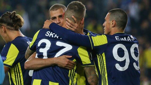 Fenerbahçe 'Islam'la güldü 2-0 (Maç özeti)