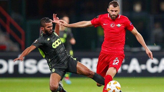 Standard Liege 2-1 Akhisarspor (Maç özeti)