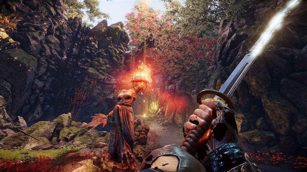 Shadow Warrior 2, oyun içi aksesuarlarıyla da dikkat çekiyor.