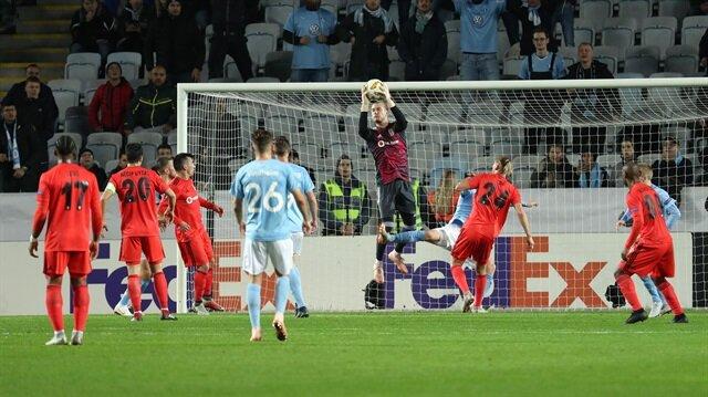 Malmö-Beşiktaş: 2-0