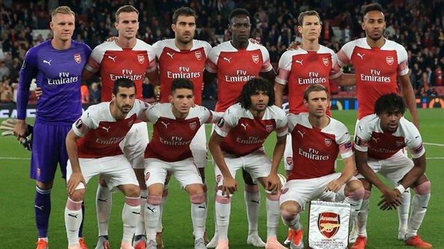 Arsenal'a Türkiye'den tuz gönderildi