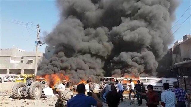 Car bomb kills three, injures 15 in Syria's Azaz