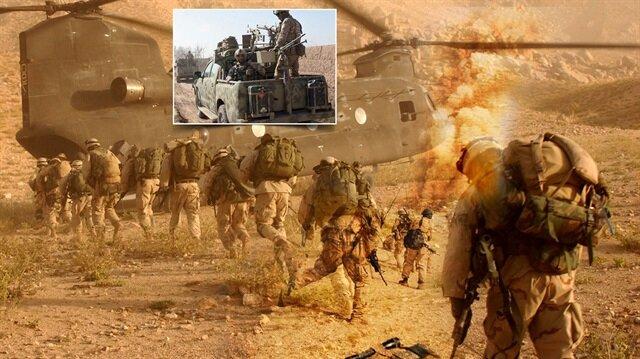 15 Haziran'da ABD medyası Pentagon'un Afganistan'a 4 bin ek asker göndermeyi planladığını duyurmuştu.