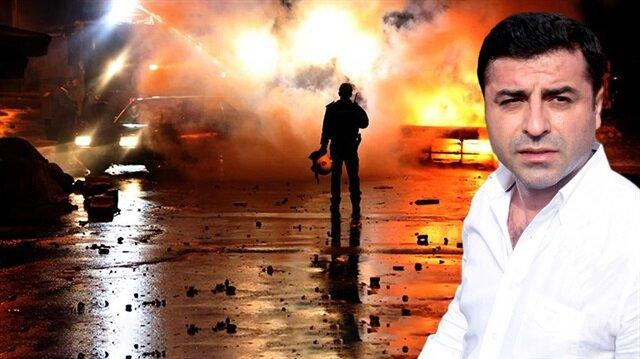 Selahattin Demirtaş'ın 'kanlı' tarihi:  6-7 Ekim