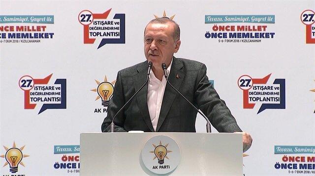 Erdoğan McKinsey tartışmasına son noktayı koydu