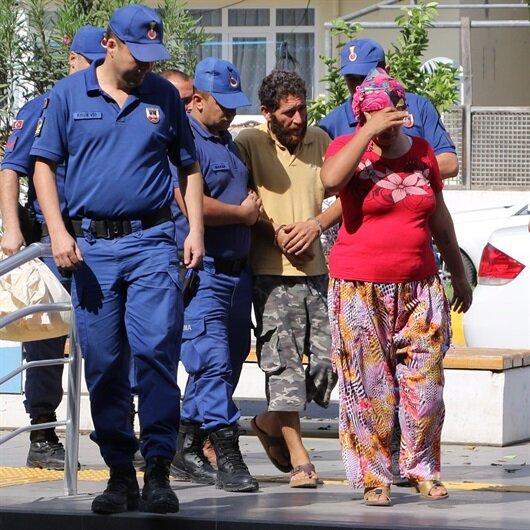 Cezaevinden doğum için çıktı eşiyle uyuşturucu ticaretinden tutuklandı