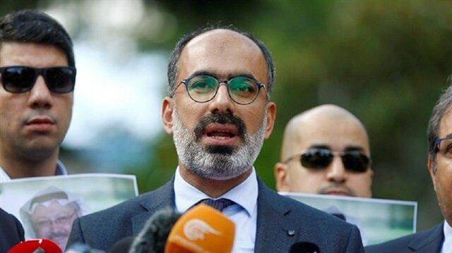 TuranKışlakçı ,head of the Turkish-Arab Media Association (TAM)