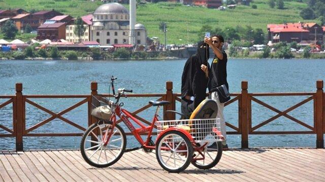 Körfez ülkelerinden gelen turistler Trabzon'da ortalama 7.6 gün kalıyor