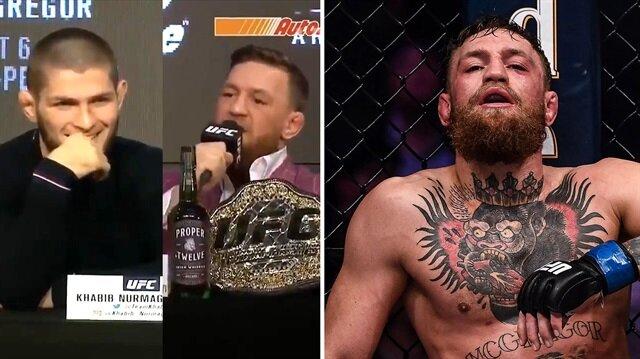 McGregor'un tahrikleri ve maçta yaşadığı hezimet