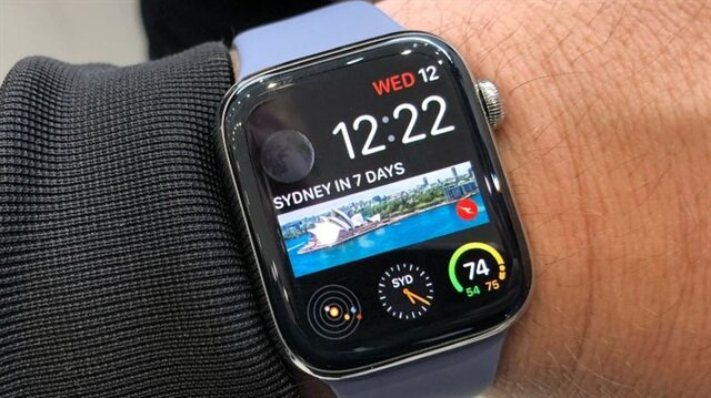 Apple Watch Series 4 yaz saatine ayak uyduramadı
