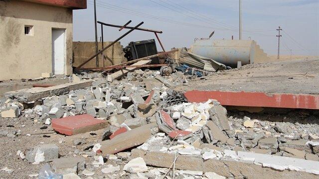 DEAŞ Kerkük'te 14 köyü susuz bıraktı