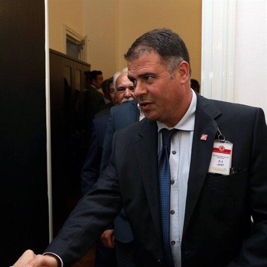 Yerel seçimler öncesi CHP'de Germencik ilçe başkanı istifa etti