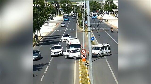 Ambulansın perte çıkmasıyla sonuçlanan kazada hatalar zinciri