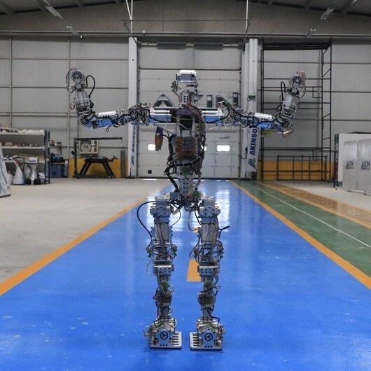 شركة تركية تنتج روبوتاً يتقن 3 لغات