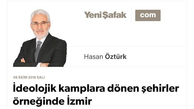 İdeolojik kamplara dönen şehirler örneğinde İzmir