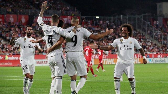 Real Madrid'de Benzema sakatlandı