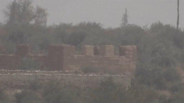 PYD/PKK Münbiç'in etrafına hendek kazıp duvar ördü