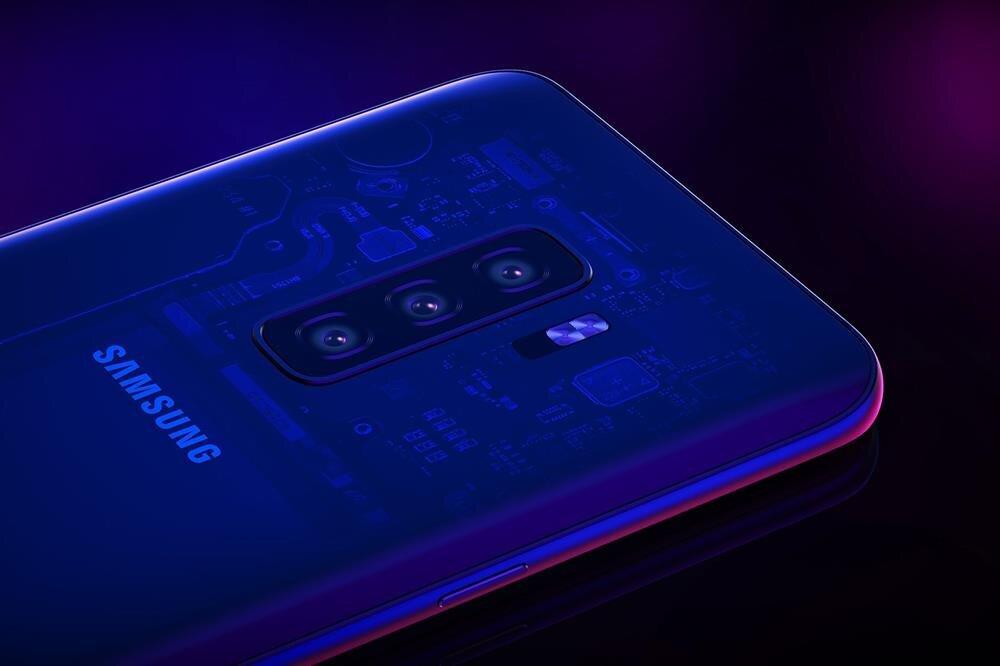 Galaxy S10 ile birlikte üç arka kamera sistemine geçileceğinden bahsediliyor. Kameraların bu şekilde alt alta dizileceği de bilinen ayrıntılar arasında.
