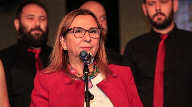"""وزيرة التجارة التركية """"روهصار بكجان"""""""