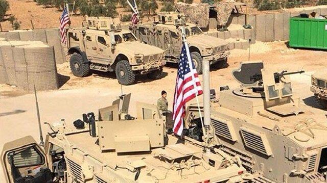 القوات الأمريكية أرسلت إلى المنطقة مؤخرا 3 بلدوزرات، وحفارة برفقة عسكريين
