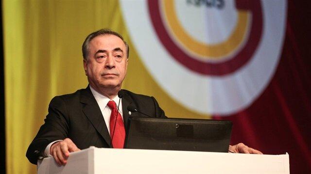 Galatasaray Başkanı Mustafa Cengiz de kurulda konuşma yaptı.