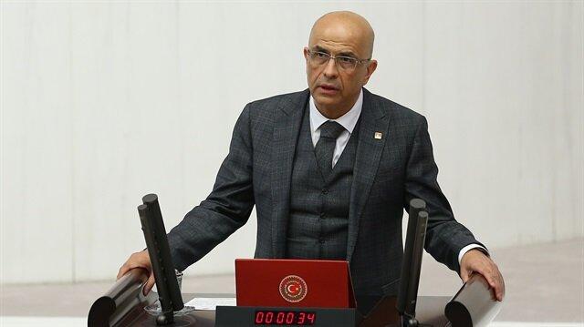 CHP'den milletvekili seçilen Berberoğlu, TBMM'nin açılış gününde kürsüden yemin etmişti.