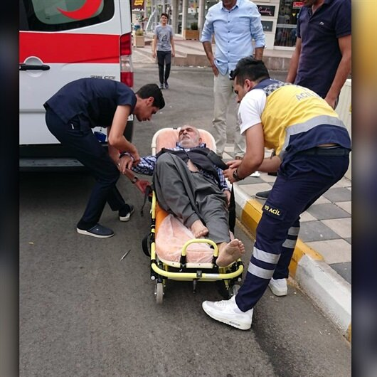 Minibüs şoförü kalp krizi geçiren yolcuyu indirip ölüme terk etti