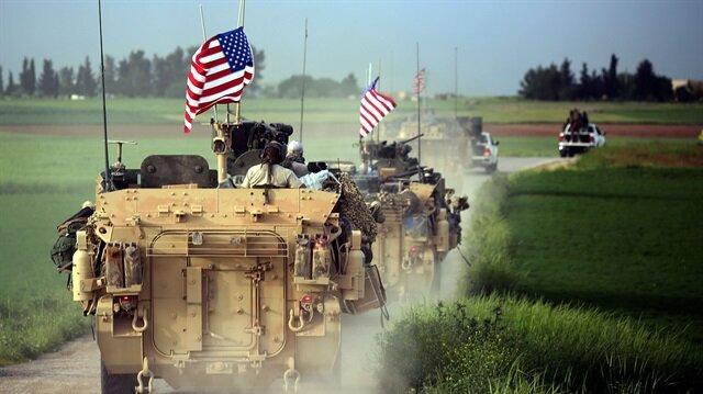 ABD güçleri, Fırat'ın doğusunda terör örgütü PKK/PYD'ye destek vermesi Suriye ve Türkiye'nin ulusal bütünlüğünü tehdit ediyor.