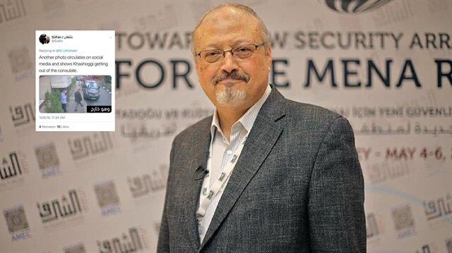 Kaşıkçı'nın kaybolmasında Suudilerin rezalet oyunu
