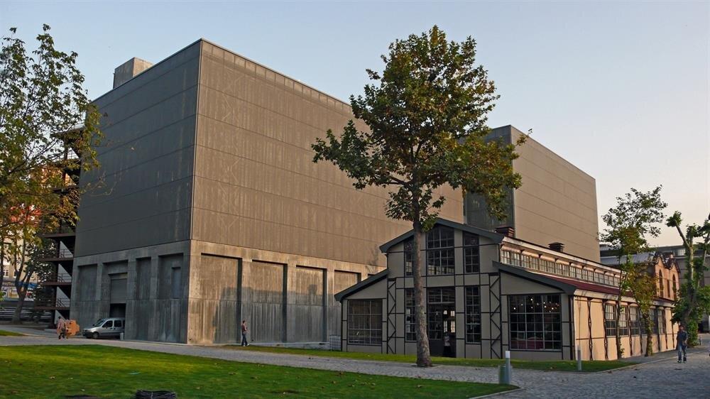 Santral Istanbul-Çağdaş Sanatlar Müzesi İstanbul, 2008