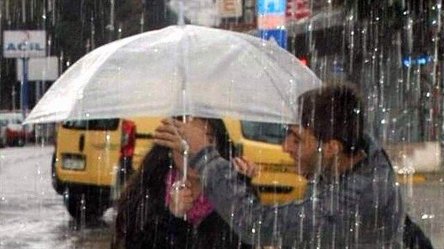 Meteoroloji tarafından Aydın'a sağanak yağış uyarısı geldi.
