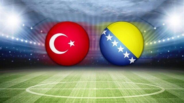 Türkiye Bosna Hersek maçı Çaykur Didi Stadı'nda oynanacak mücadele, saat 20.30'da başlayacak.