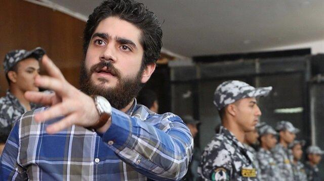 Mısır'ın darbeyle iktidardan uzaklaştırılan cumhurbaşkanı Muhammed Mursi'nin oğlu Abdullah Mursi sabah saatlerinde gözaltına alınmıştı.